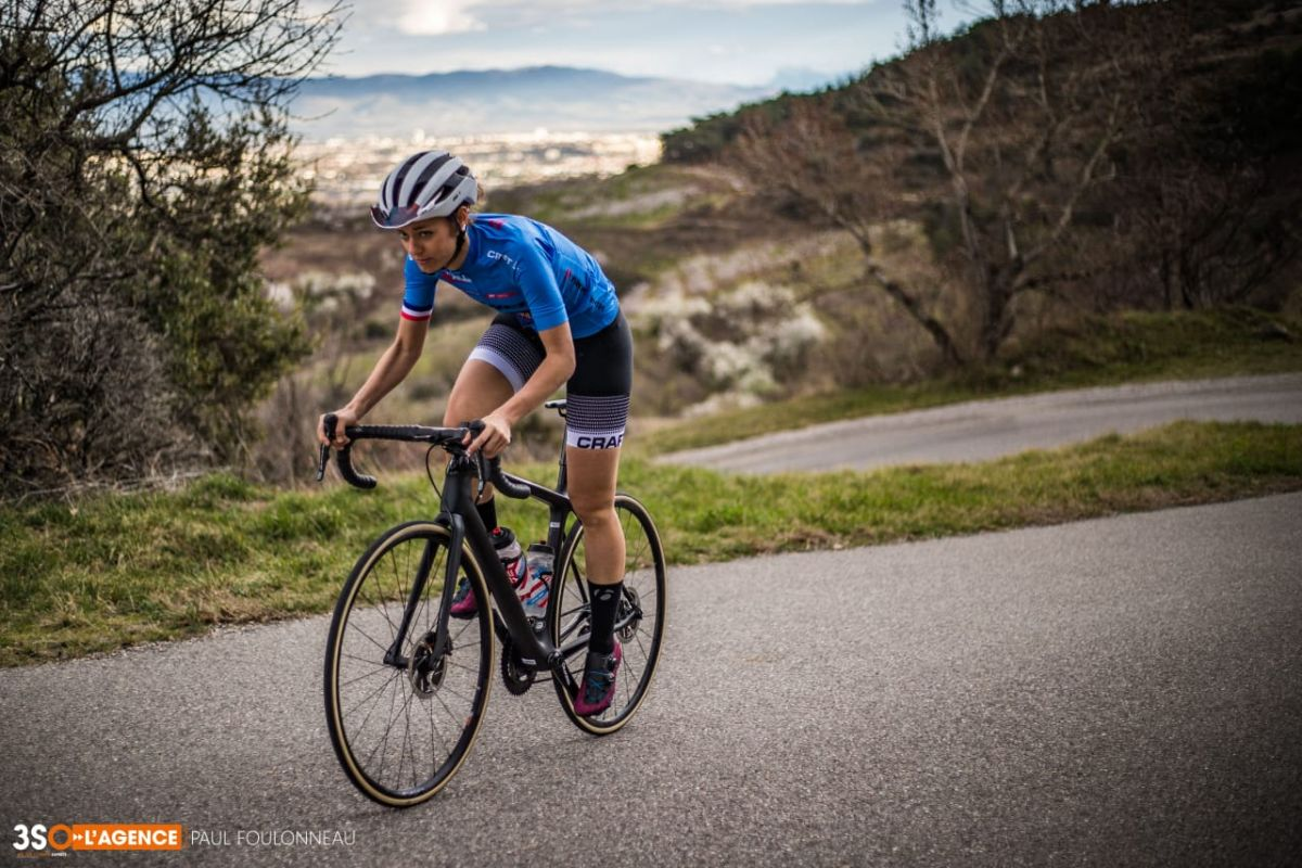 Emilie Rochedy Team Trek Vélo 101