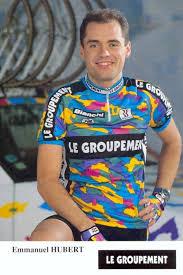 Emmanuel Hubert sous les couleurs de l'équipe Le Groupement