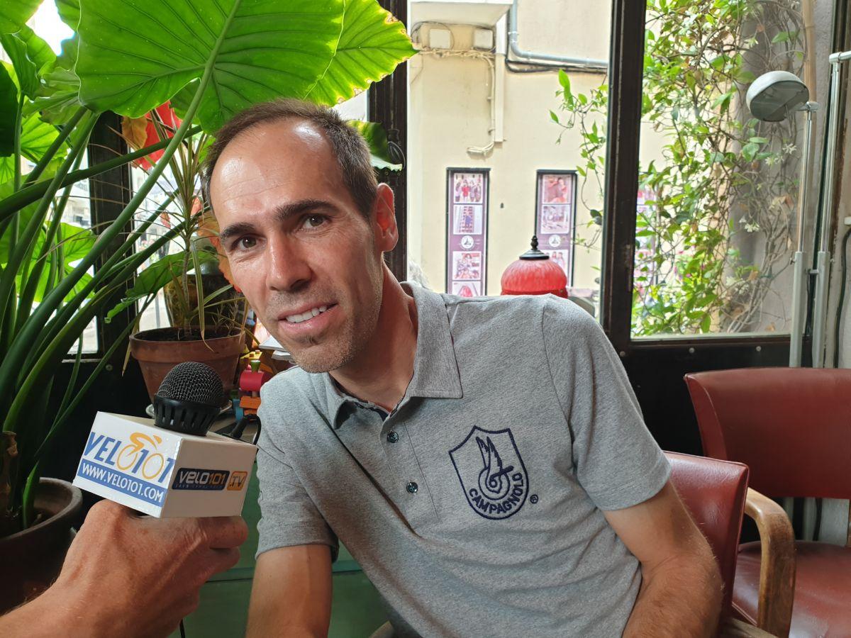 Eric Foury, nouveau patron de Campagnolo France
