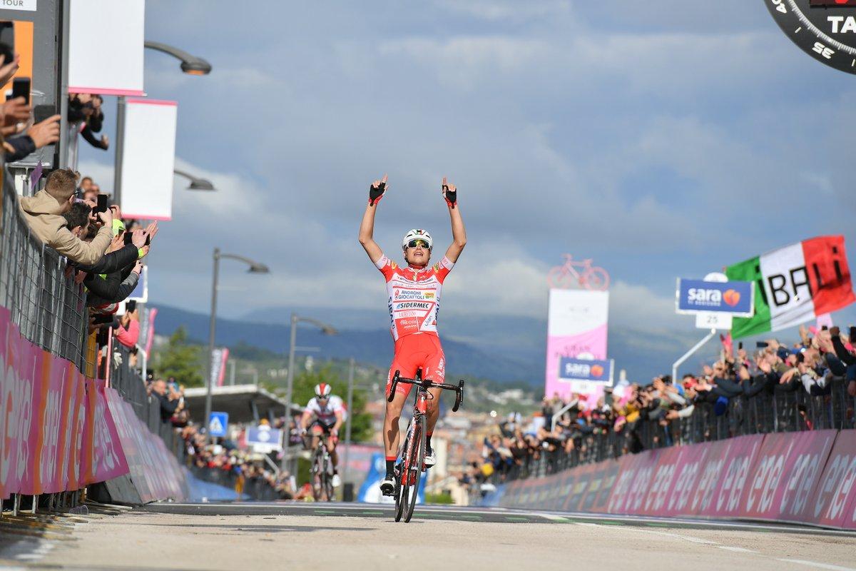 Fausto Masnada s'offre son premier succès World Tour