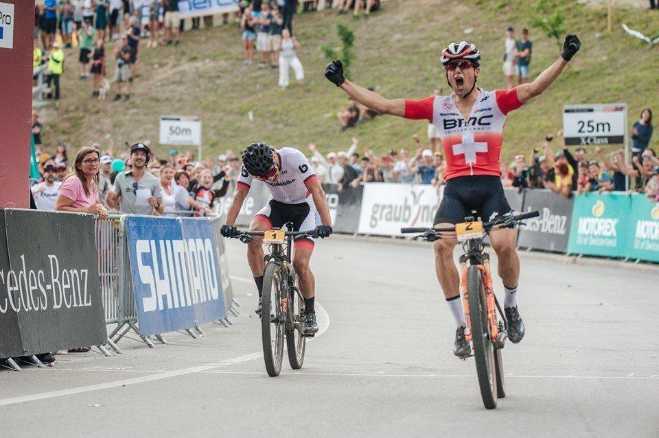 Filippo Colombo vainqueur sur le fil à Lenzerheide
