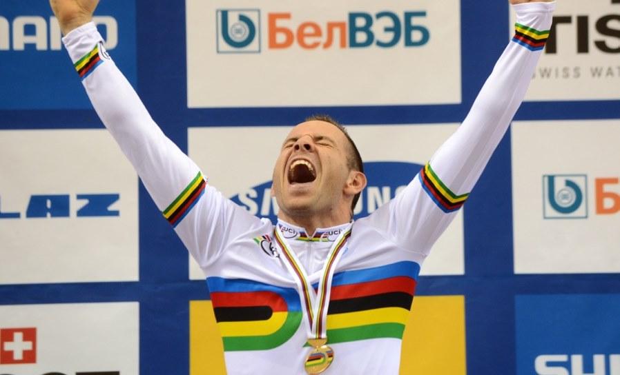 François Pervis sacré dans les trois épreuves du sprint individuel à Cali