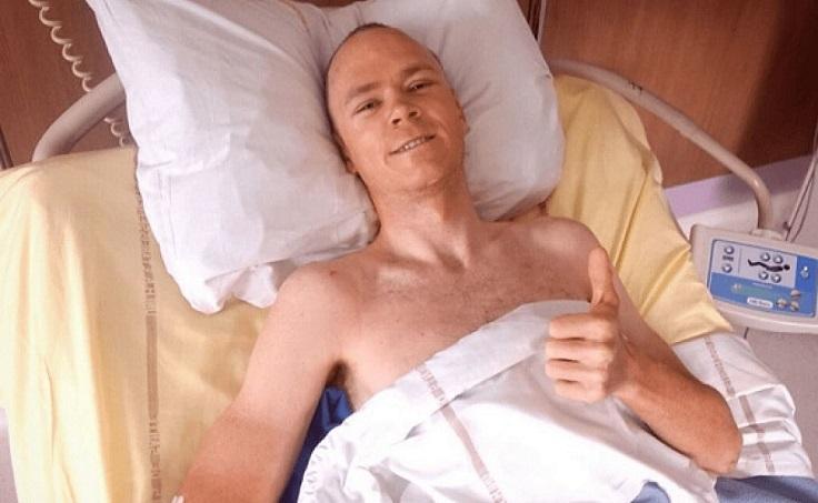 Froome va bientôt sortir de l'hôpital