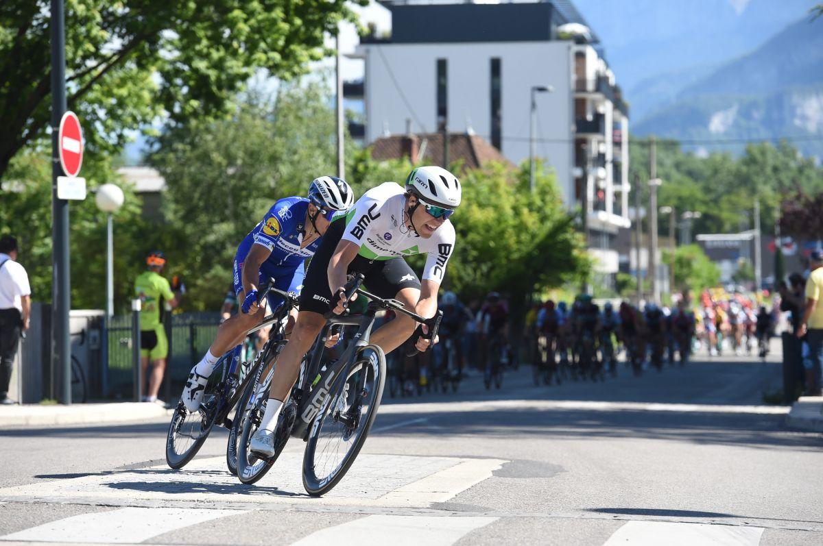 Gilbert et Boasson Hagen fontle kilomètre