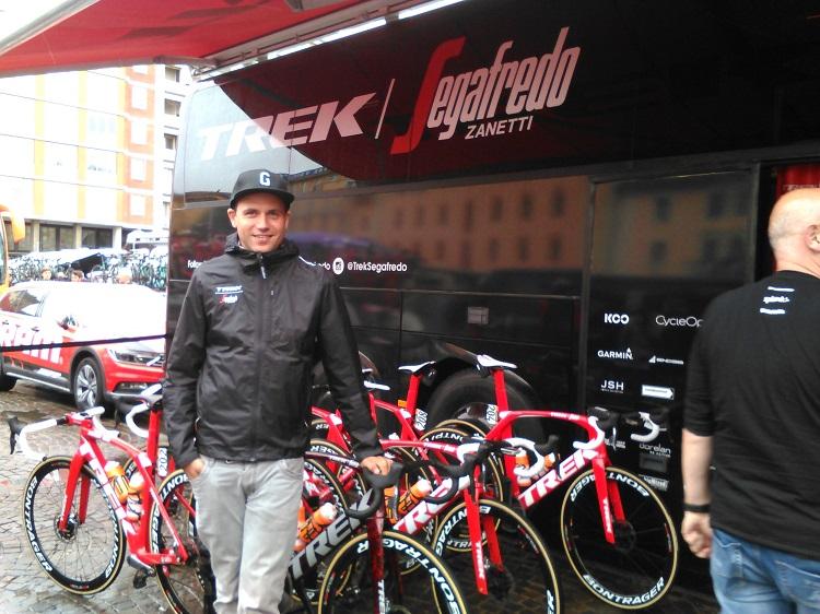 Glen Leven sur le Giro 2019