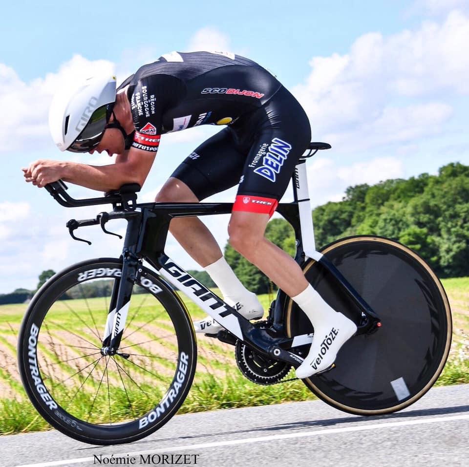 Jérémy Cabot est le plus rapide des 12,4km