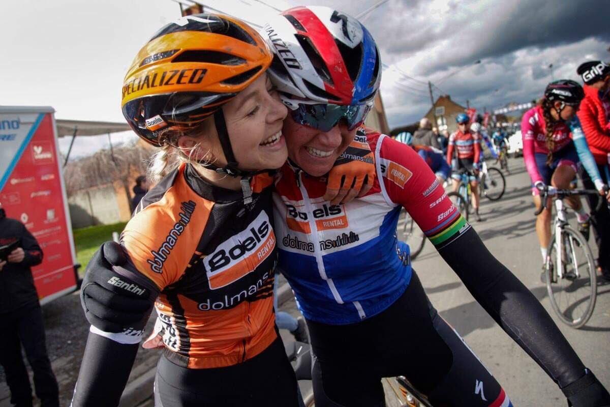 Jip Van Den Bos et Chantal Blaak
