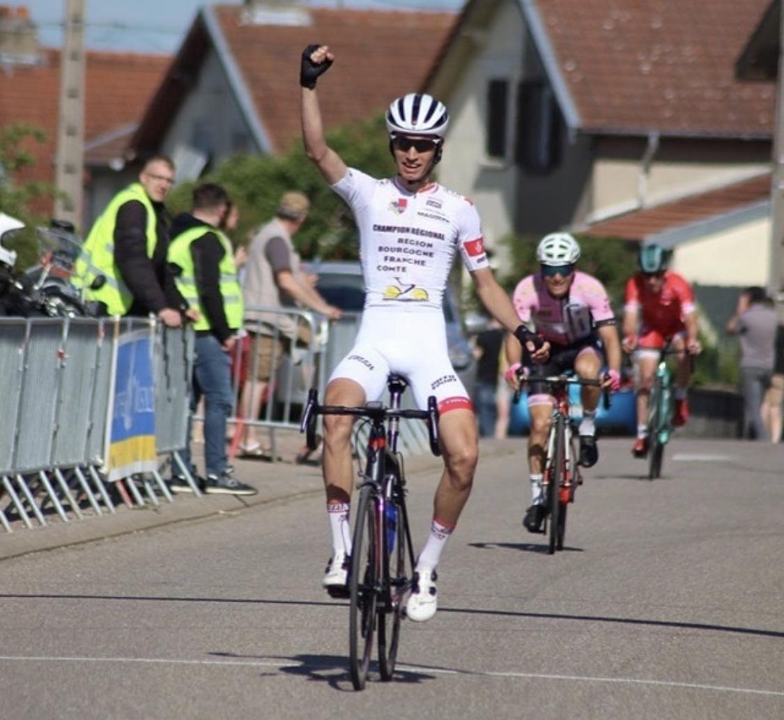Julien Souton signe sa première victoire de la saison
