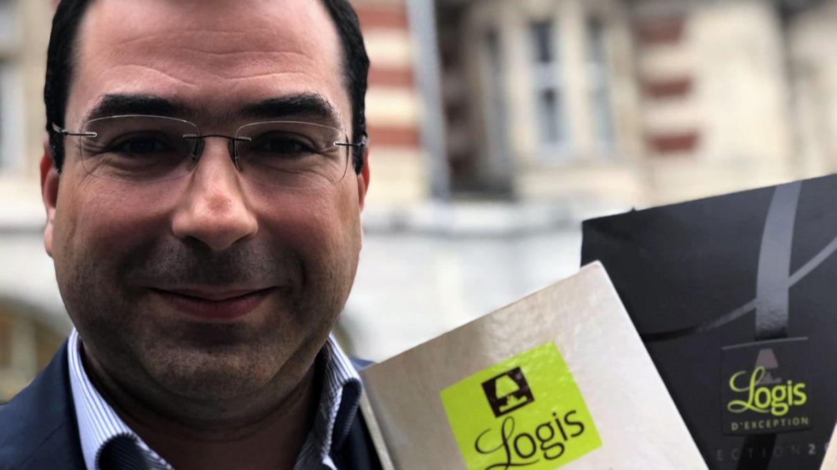Karim Soleilhavoup, directeur général de Logis Hotel