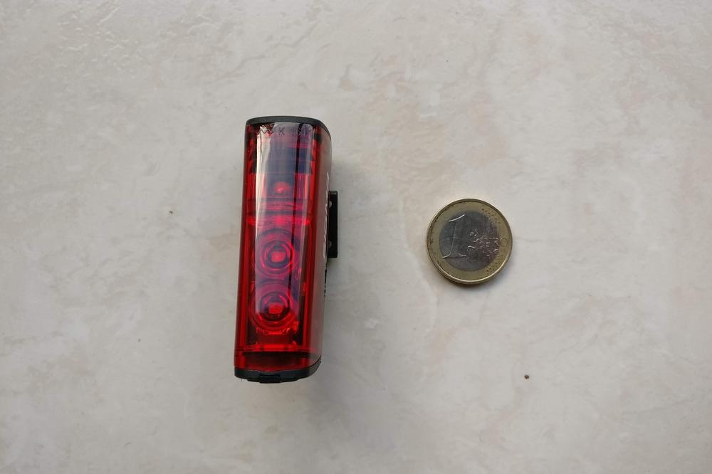 L'éclairage Sigma Blaze est compact et léger