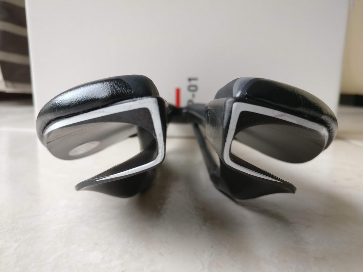 La Selle Italia SP-01 Boost est composée de deux ailes séparées