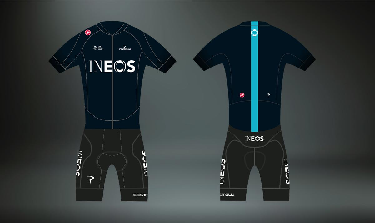 Place à la Team Ineos