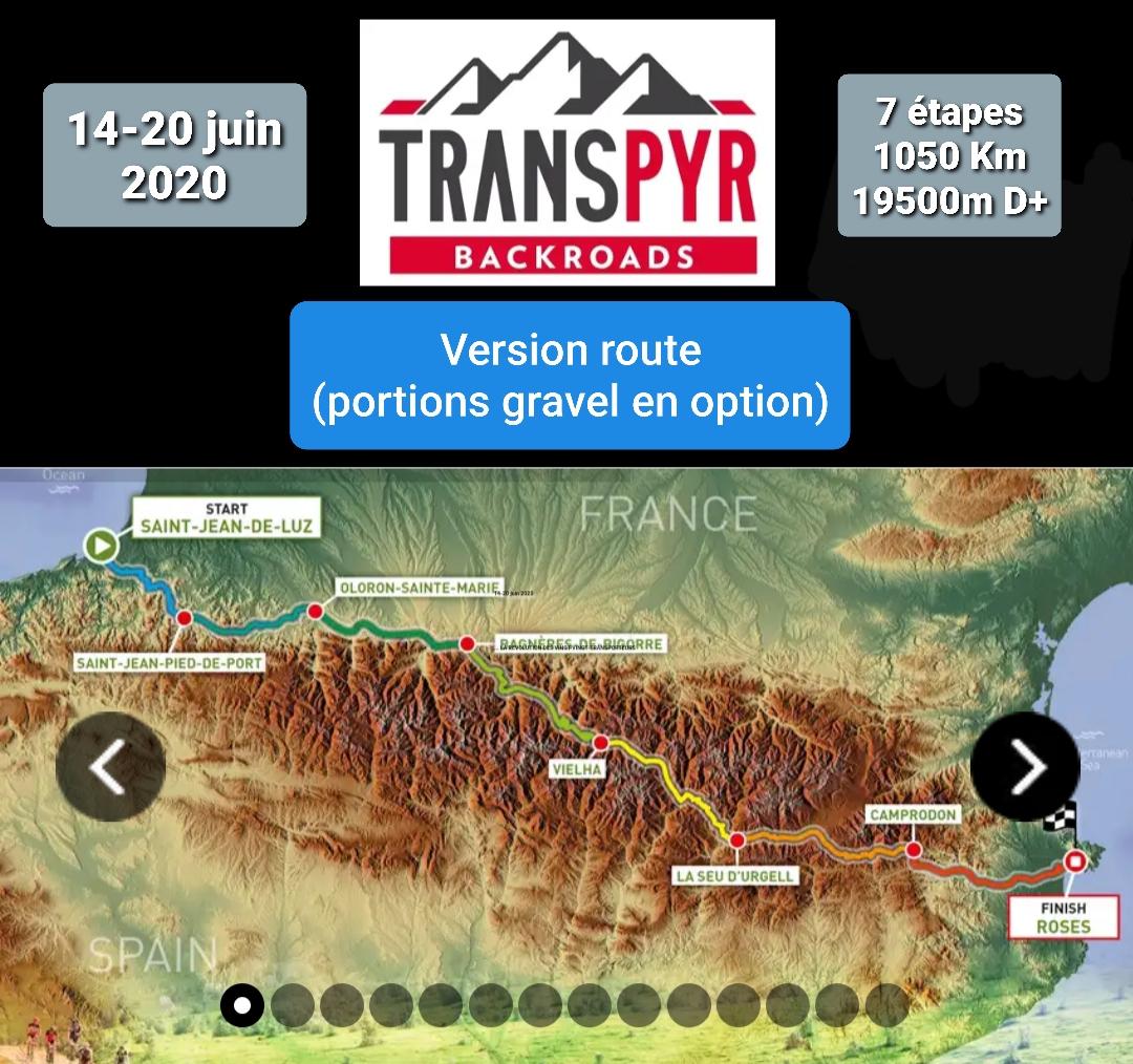 La Transpyr Backroads 2020