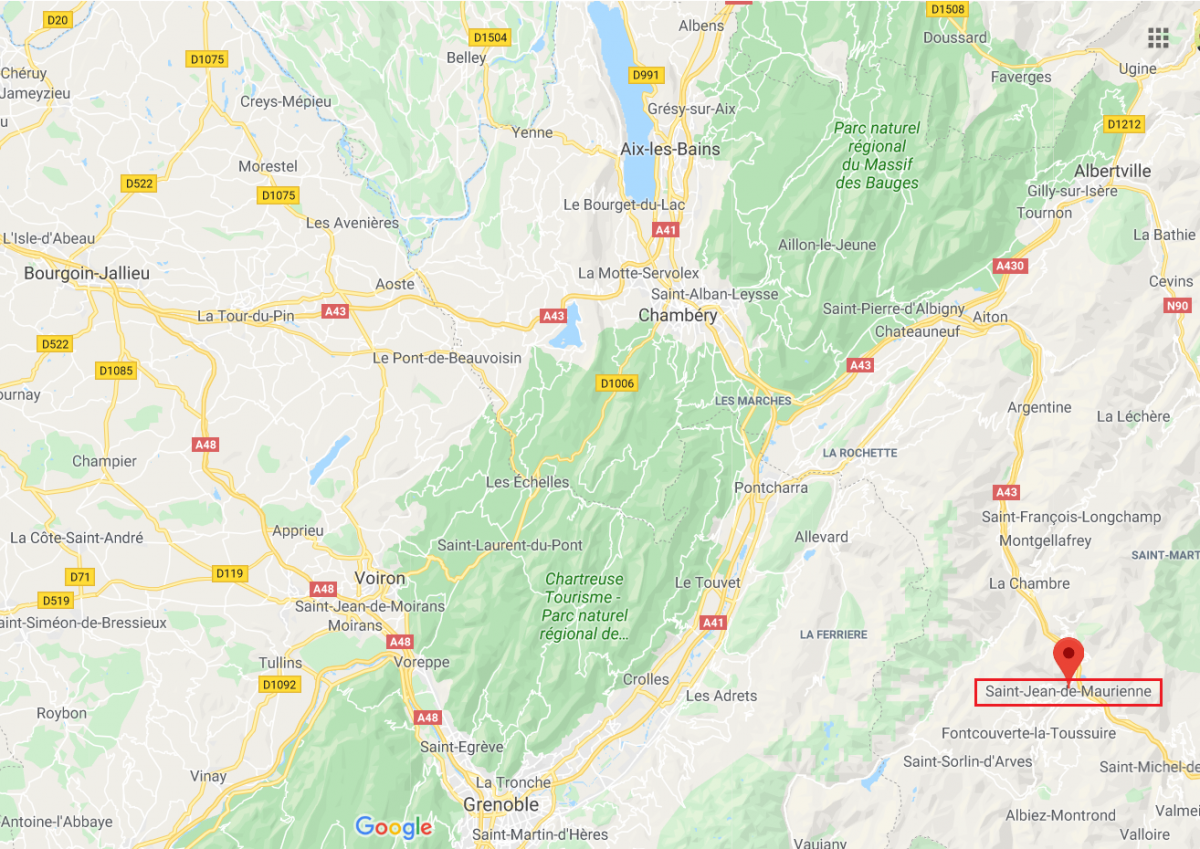 La Trilogie de Maurienne 2020_Accès