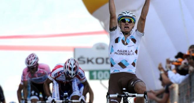 La victoire au Giro