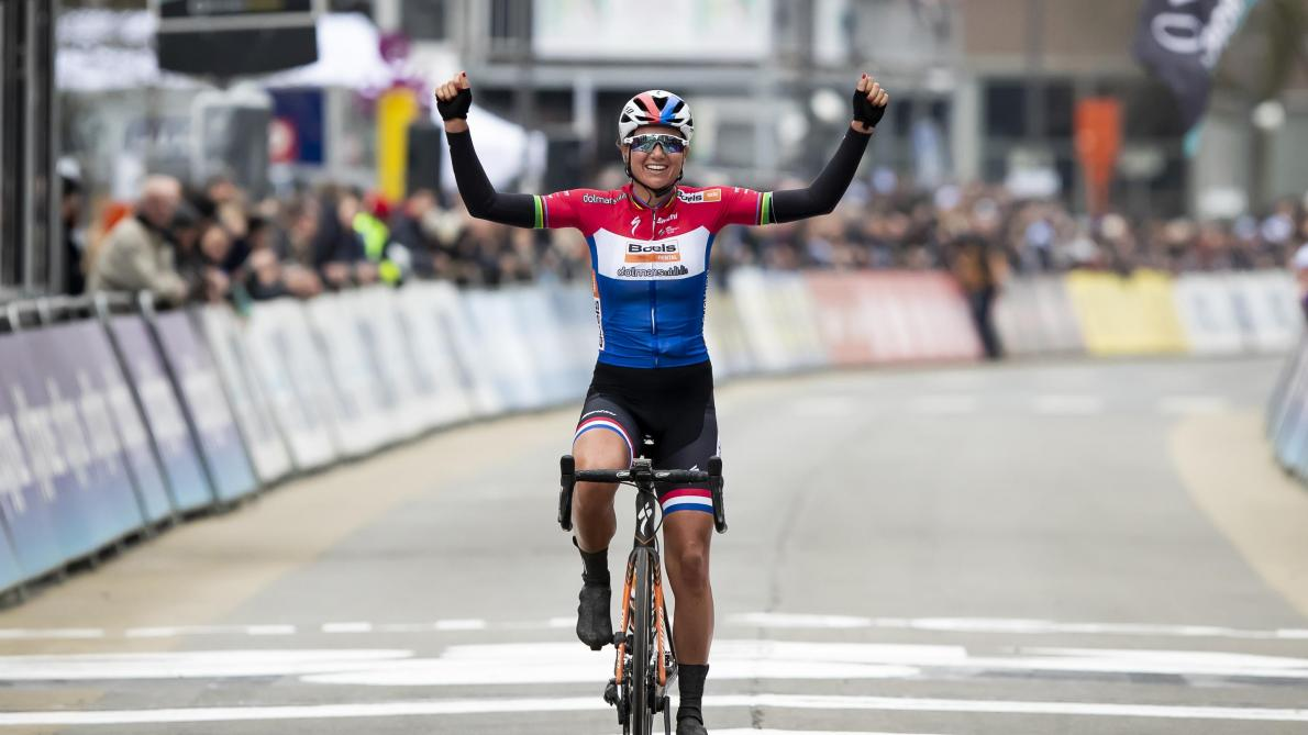 La victoire de Chantal Blaak