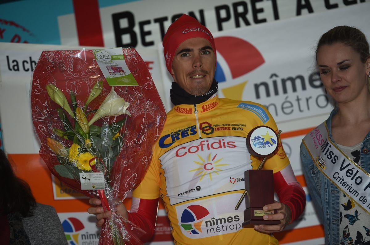 Laporte podium