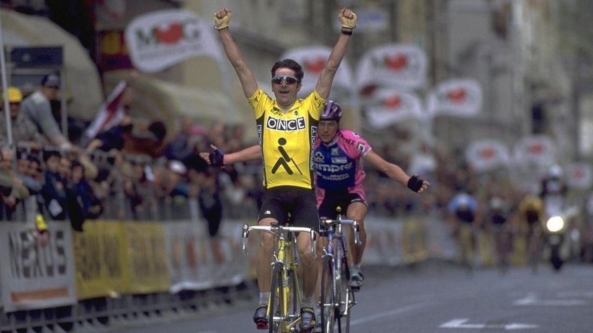 Les 101 qui font le cyclisme français: Laurent Jalabert ...