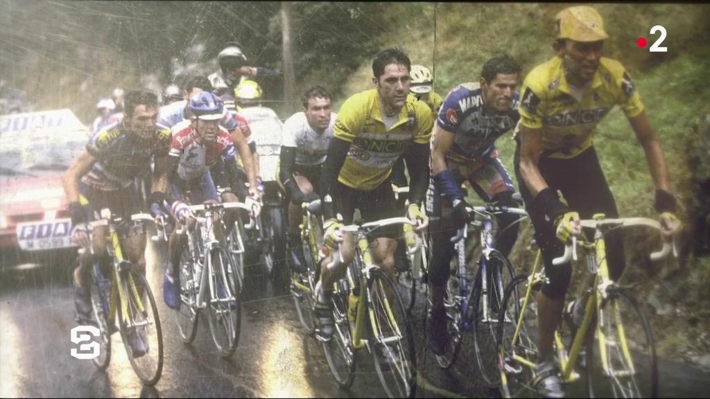 Laurent Jalabert, vainqueur aérien de la Vuelta 1995