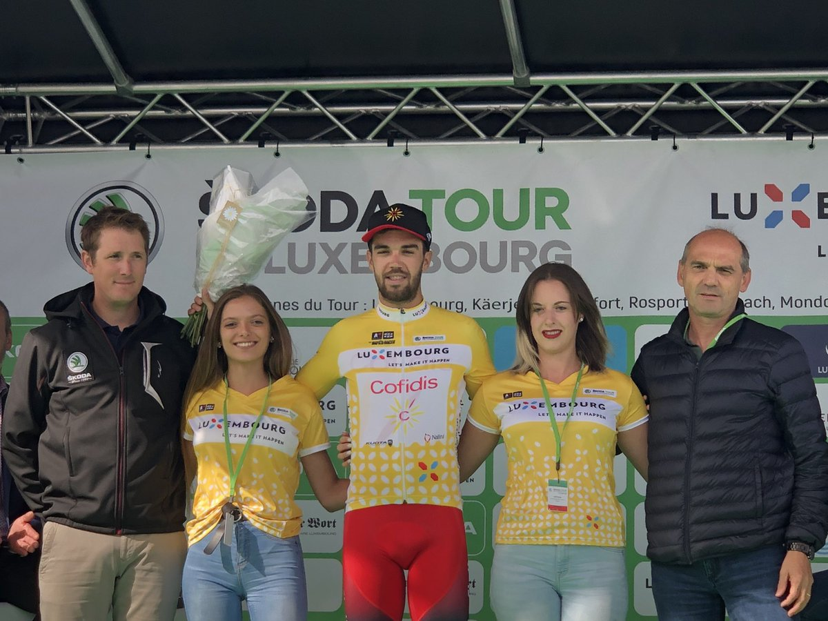 Le général du Tour de Luxembourg pour Herada