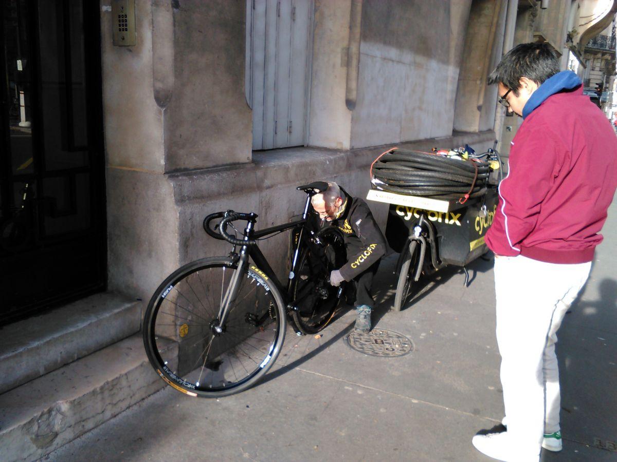 Le metiers du vélo #3