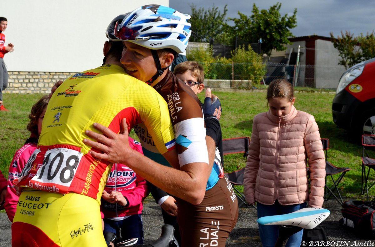 Le respect entre coureurs