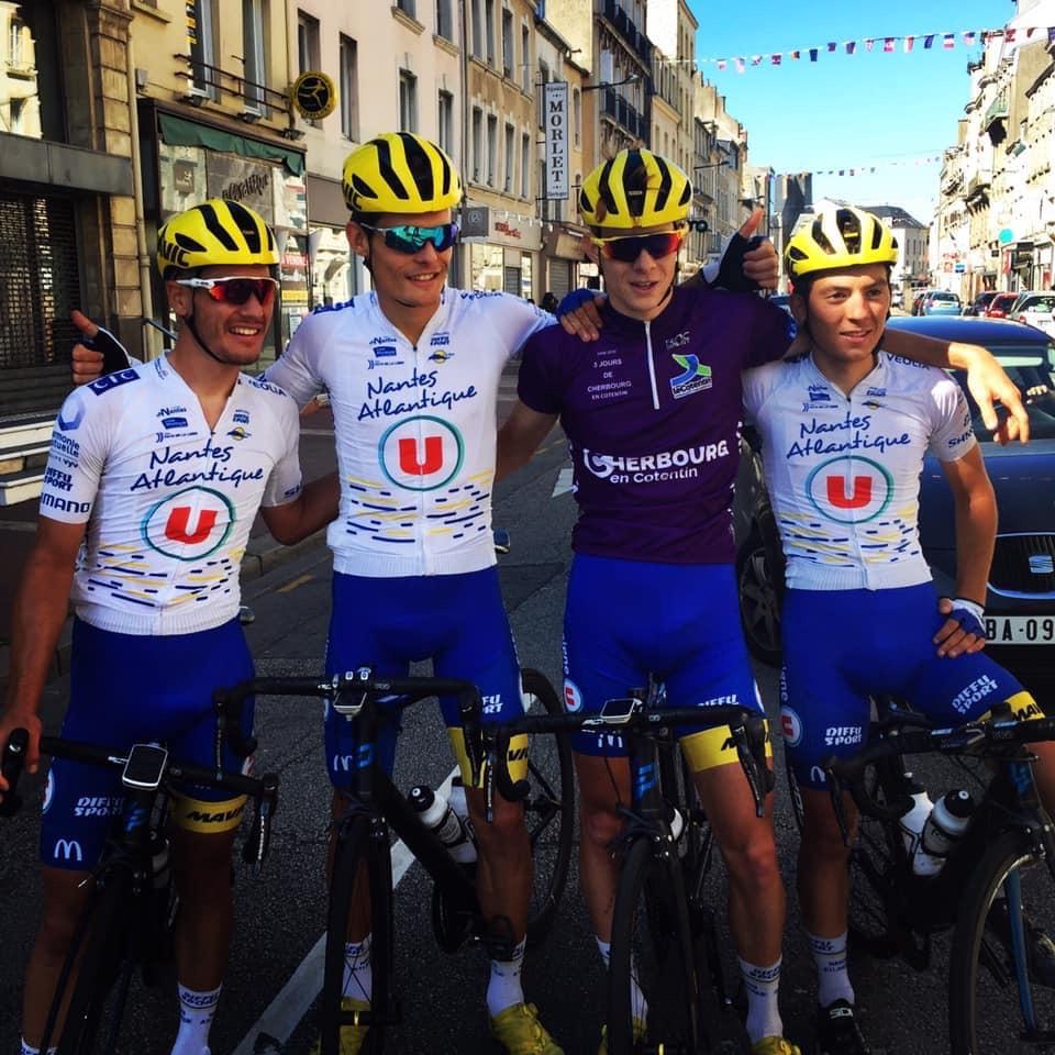 Louis Barré s'adjuge les 3 jours de Cherbourg