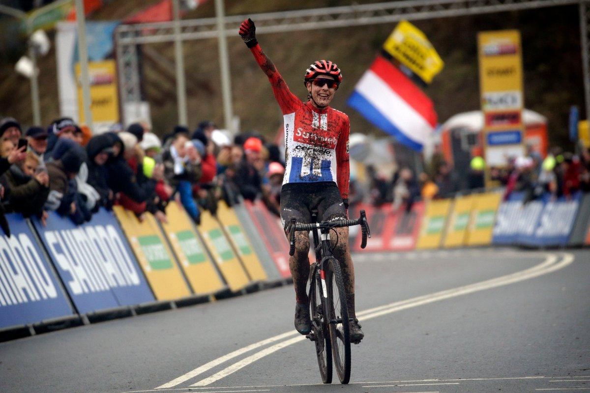 Lucinda Brand l'emporte à Hoogereide