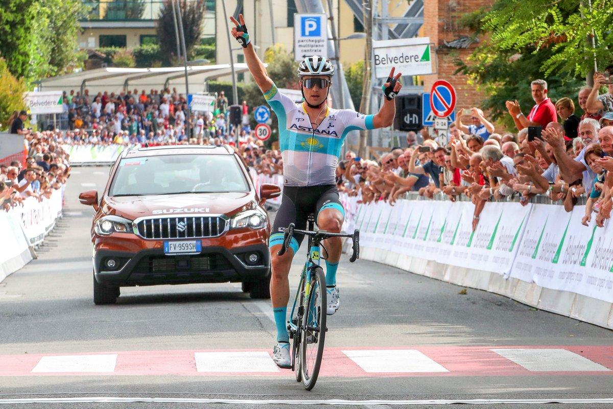 Lutsenko s'offre la Coppa Sabatini