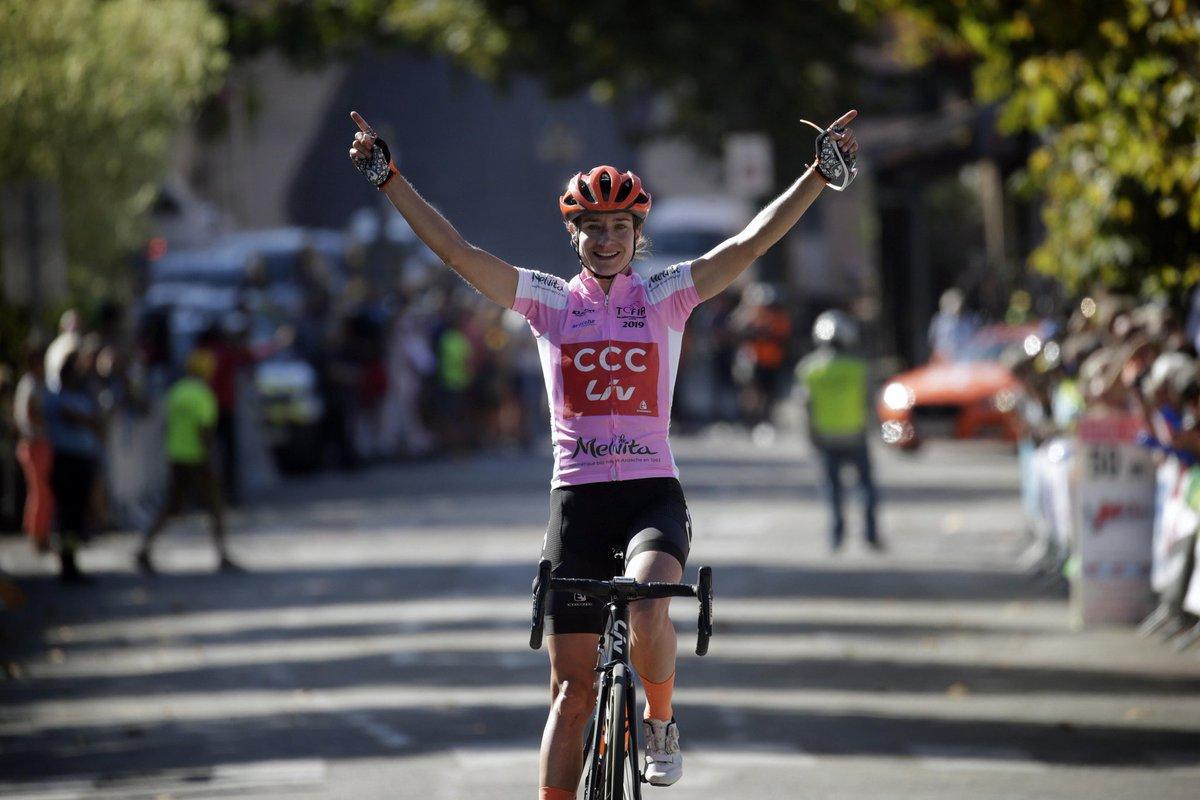 Marianne Vos s'offre le Tour de l'Ardèche et 5 étapes
