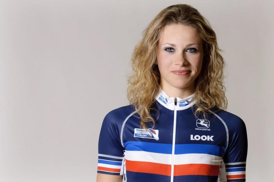 Marion Rousse en équipe de France