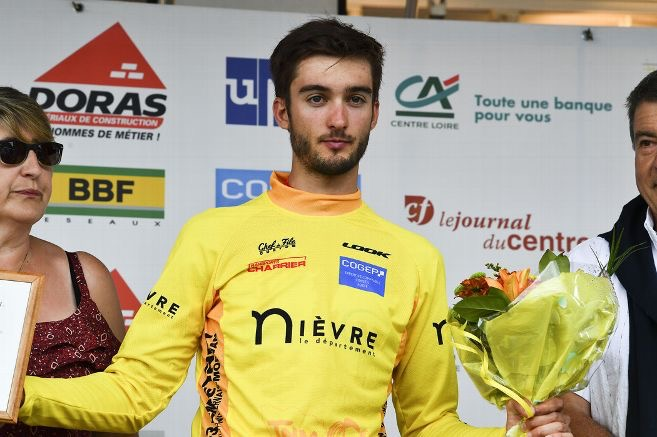 Marlon Gaillard s'impose au Tour Nivernais Morvan