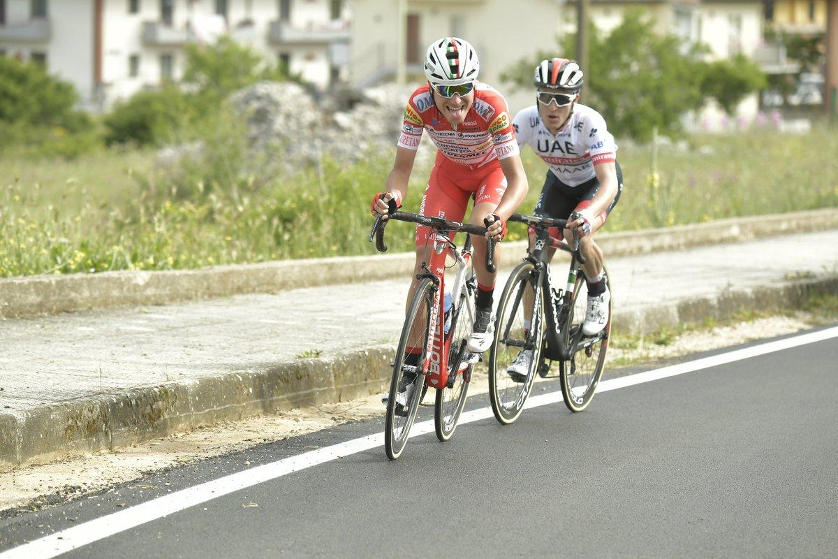 Masnada et Conti, le duo gagnant
