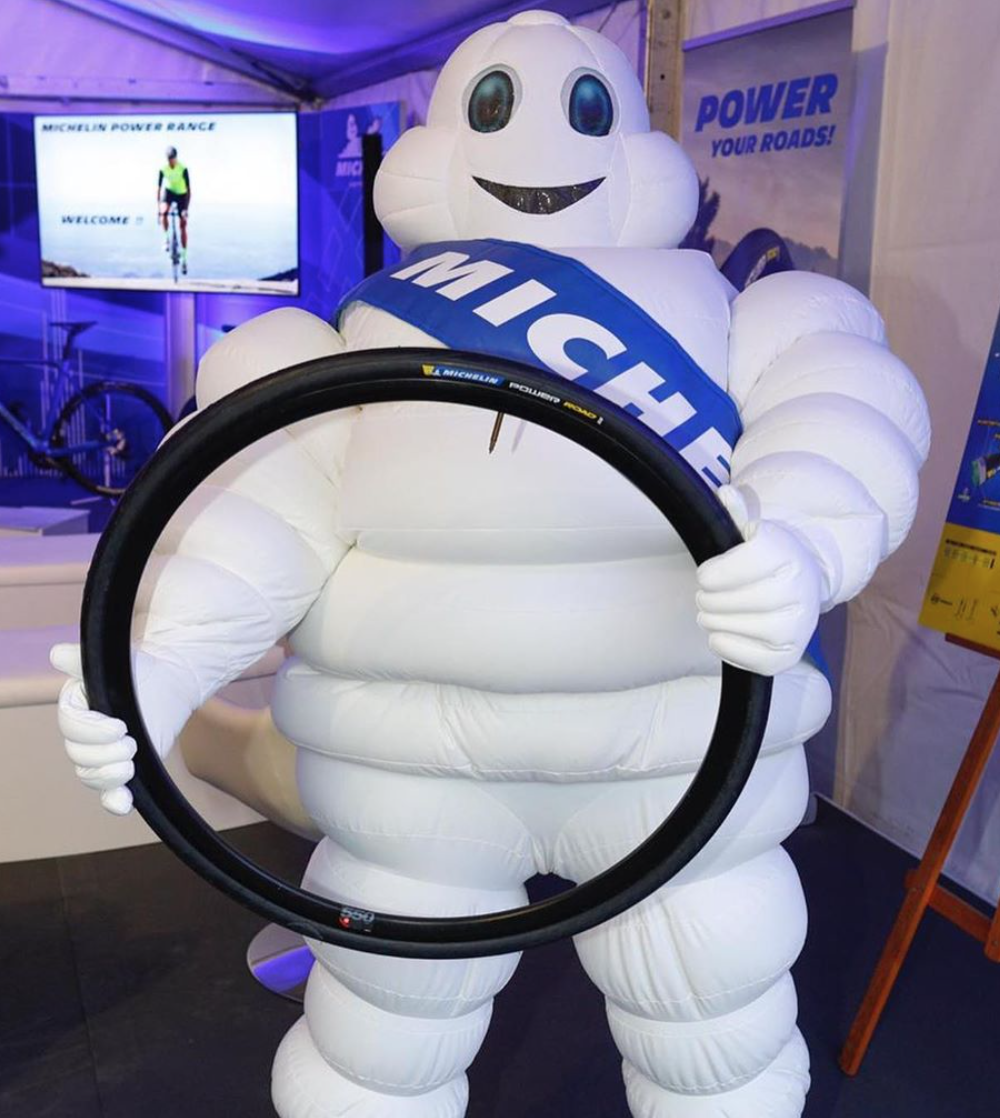 Michelin prolonge avec la Cofidis