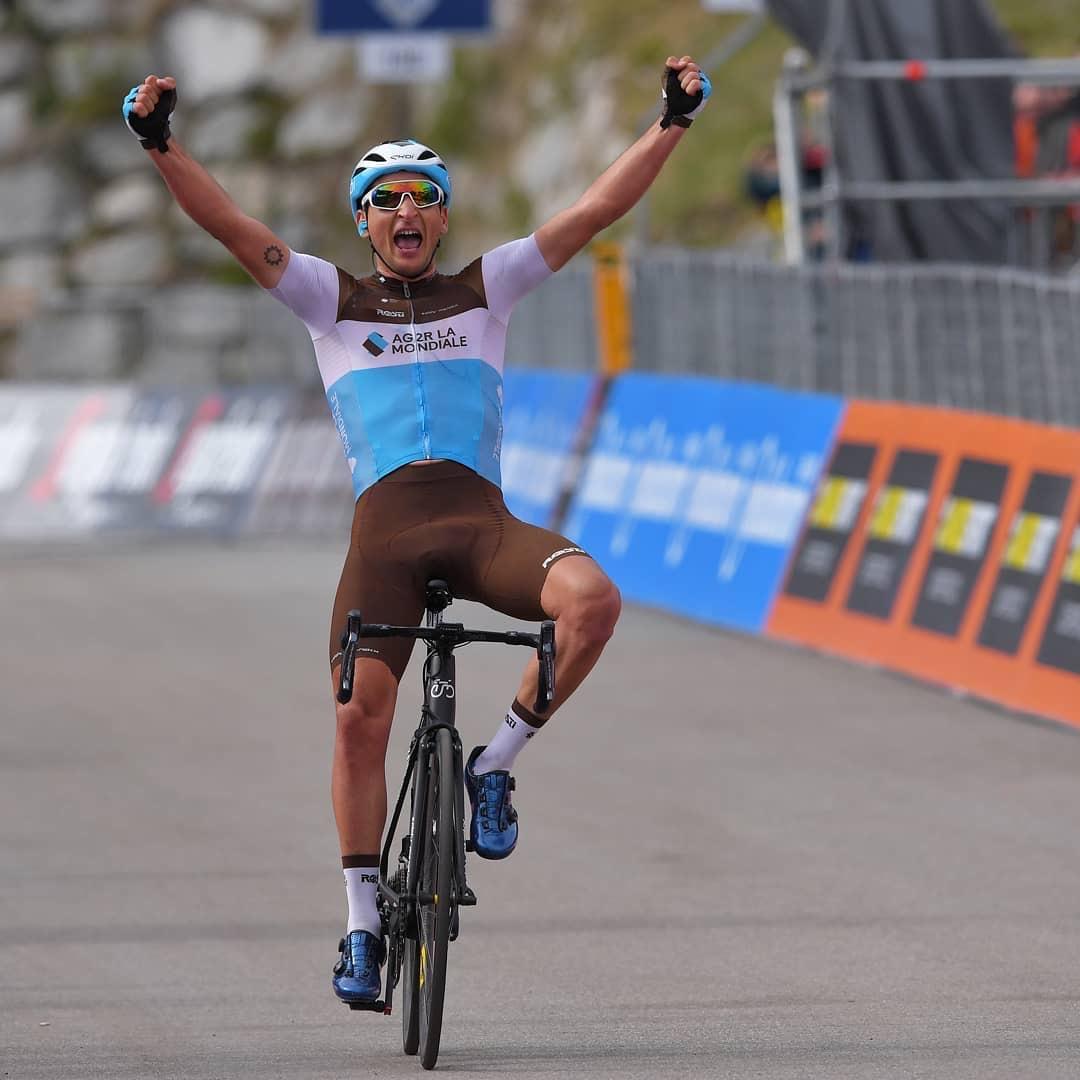 Nans Peters remporte sa première victoire du calendrier World Tour à 25 ans