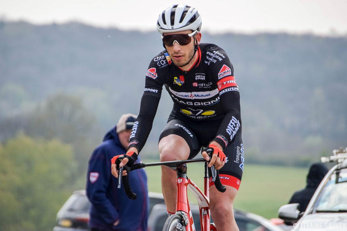 Nicolas Debeaumarché en course
