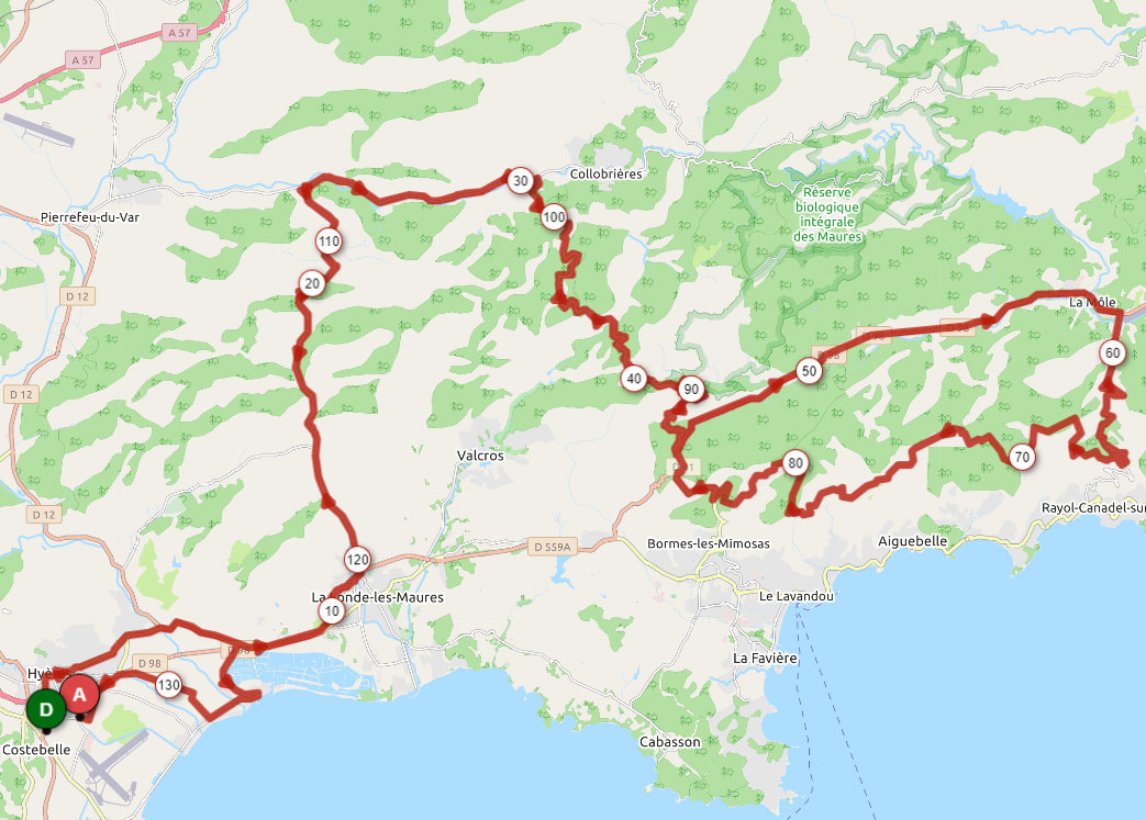 Parcours Or 2019