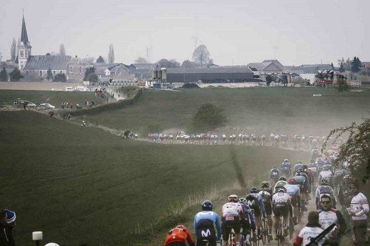 Paysages Paris-Roubaix
