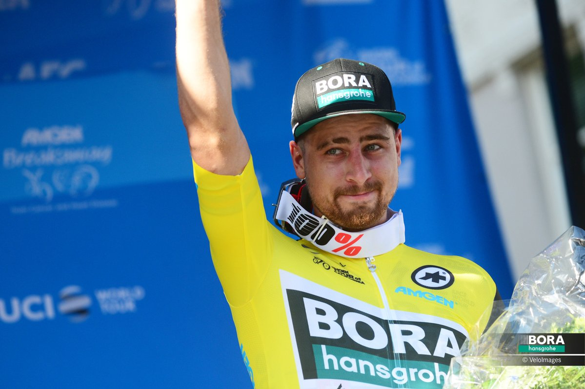 Peter Sagan vainqueur de la première étape en Californie