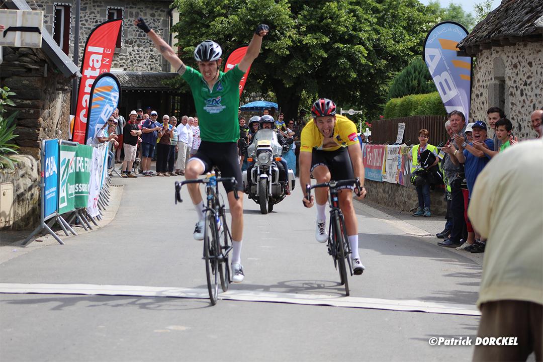 Pierre Bonnet remporte son deuxième Tour du CABA