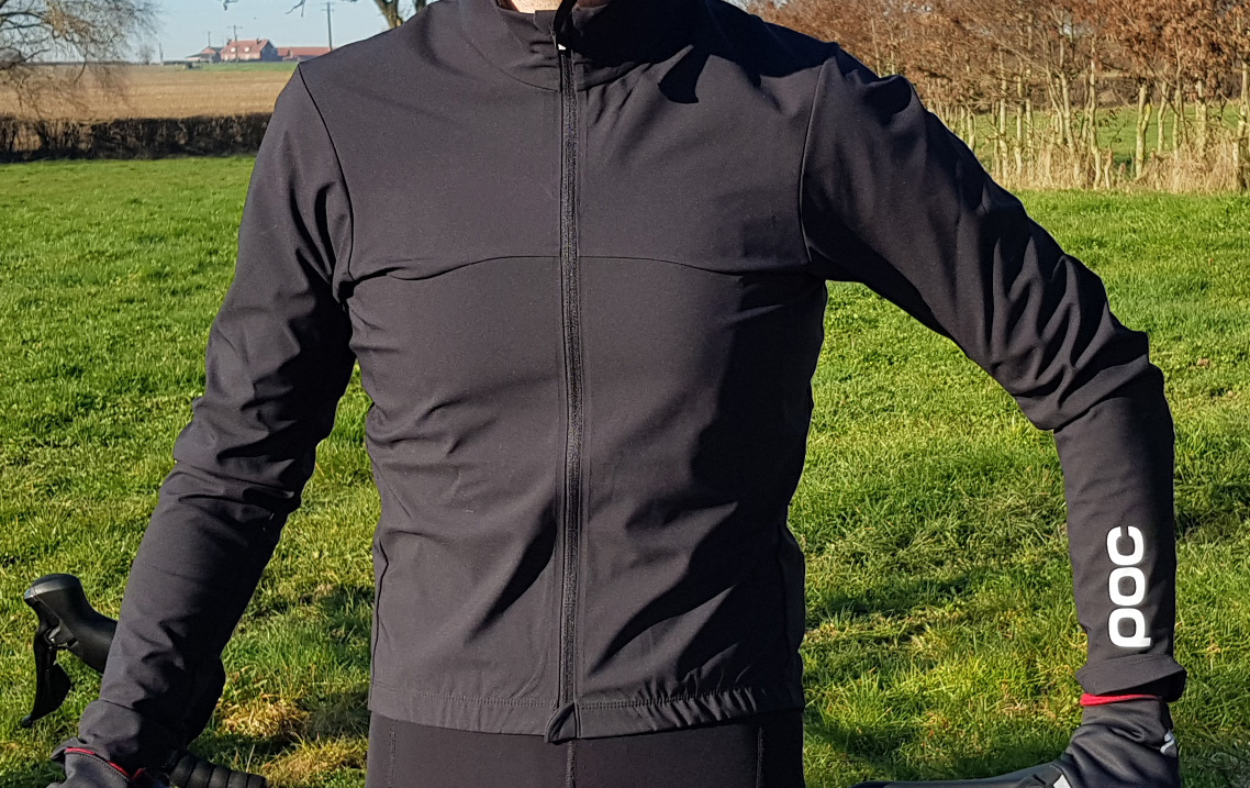 Test du maillot Poc Essential Road Windproof1