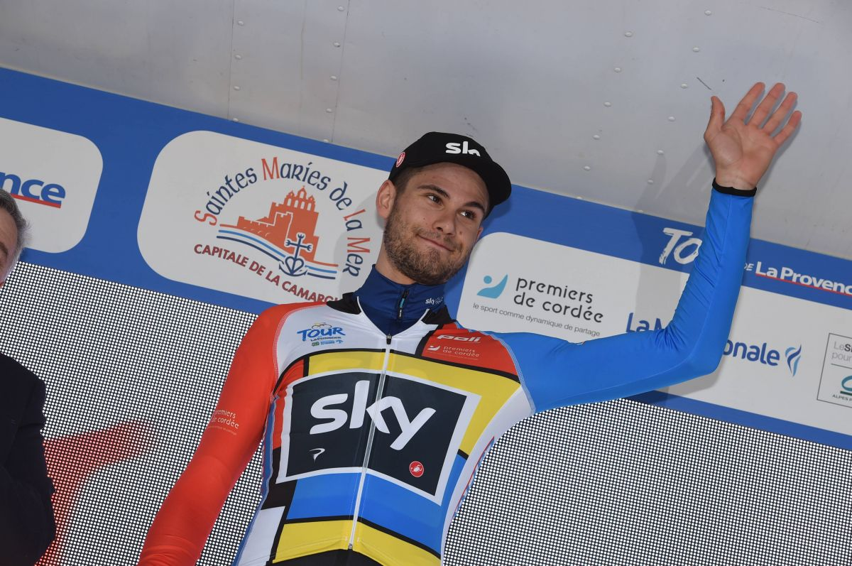 Ganna remporte le prologue en Provence