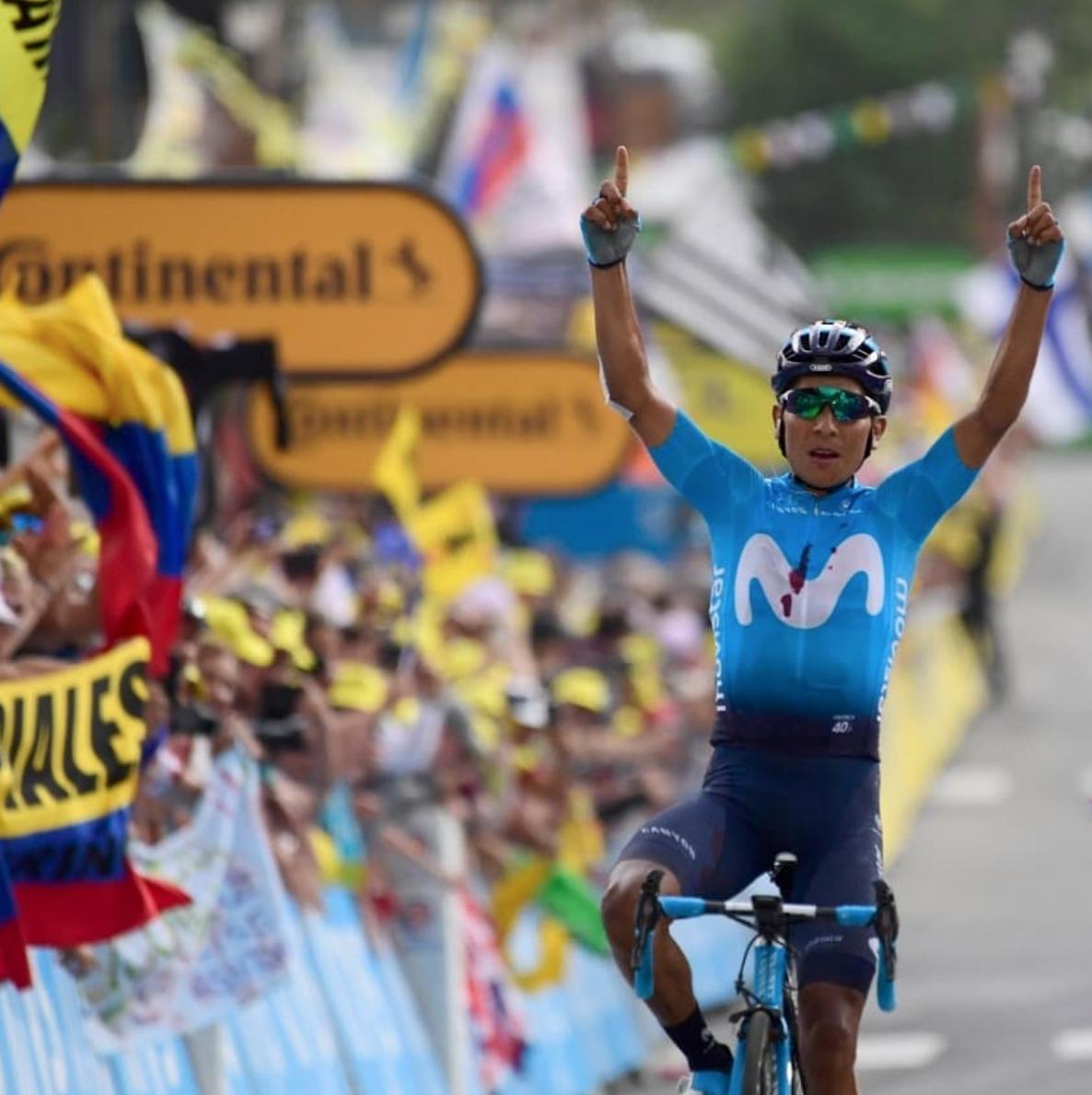 Quintana s'offre une étape du Tour