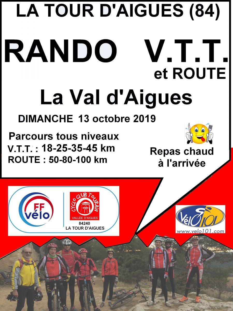 Rando La Val d'Aigues 2019_1