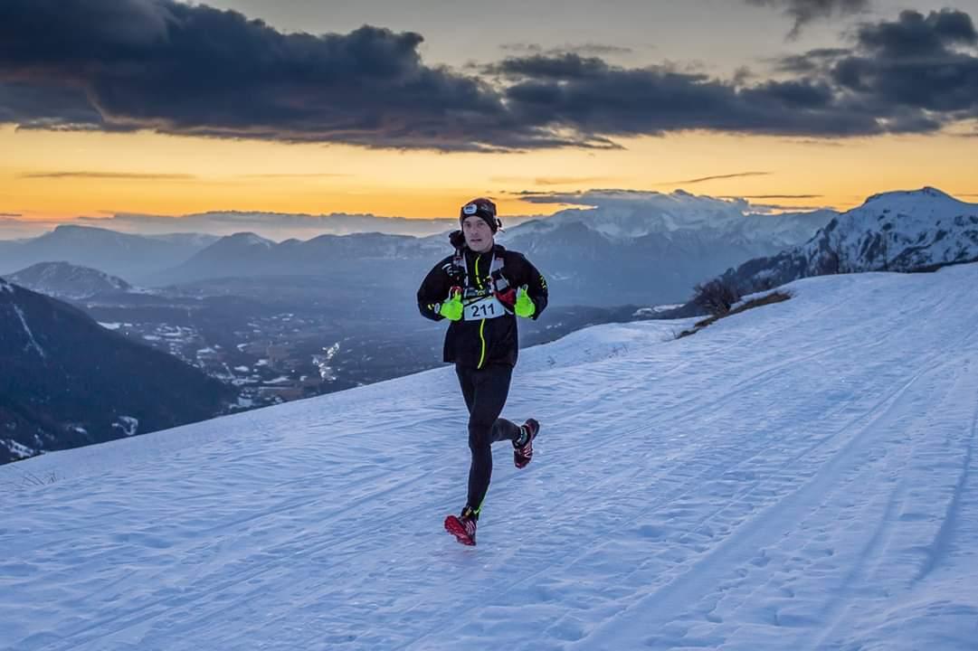 Renaud Castiglioni en trail