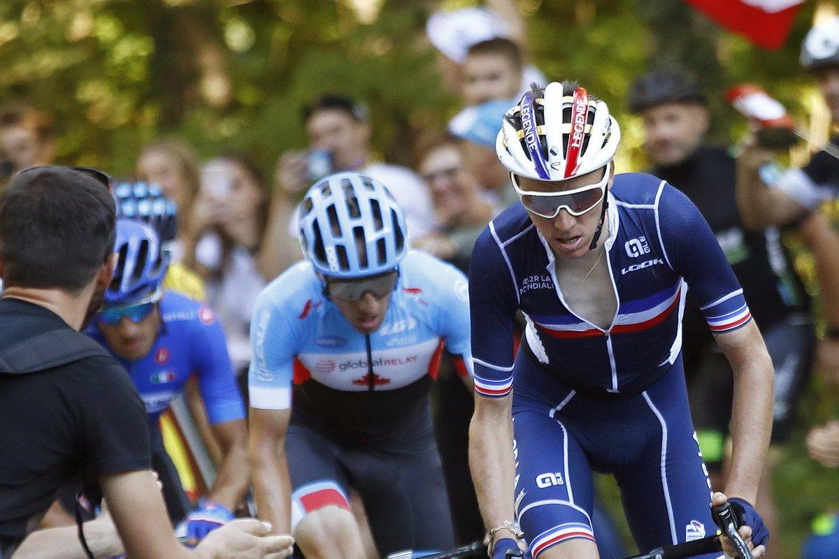 Romain Bardet sur le Giro en 2020