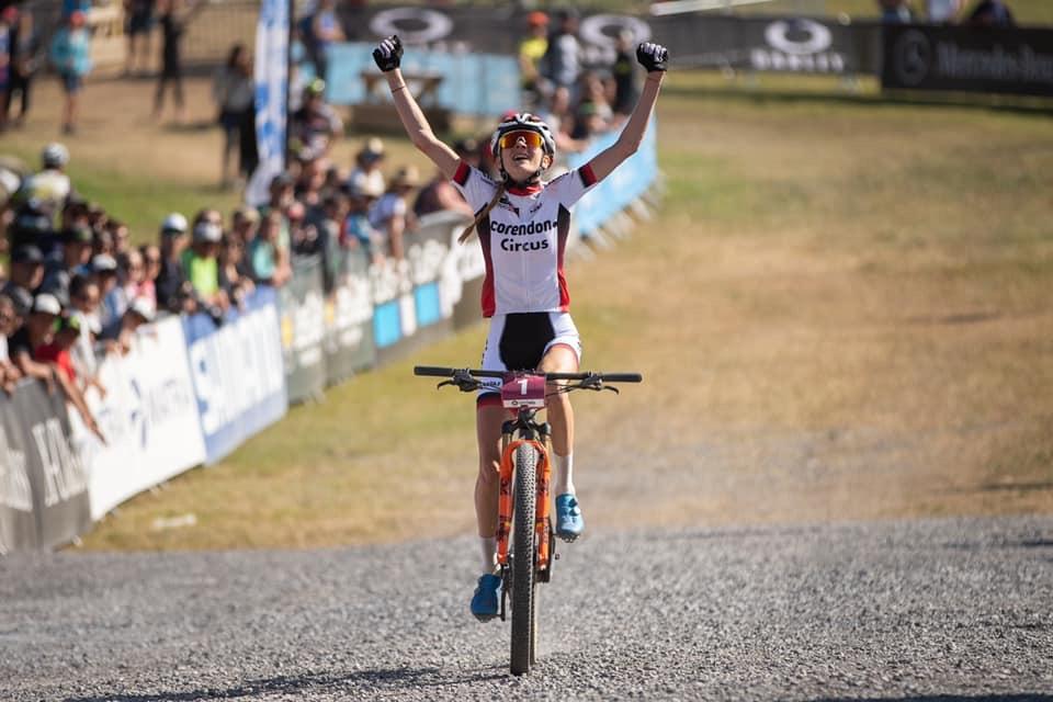Ronja Eibl remporte sa deuxième Coupe du Monde aux Gets
