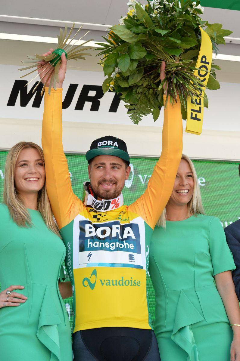 Sagan maillot jaune