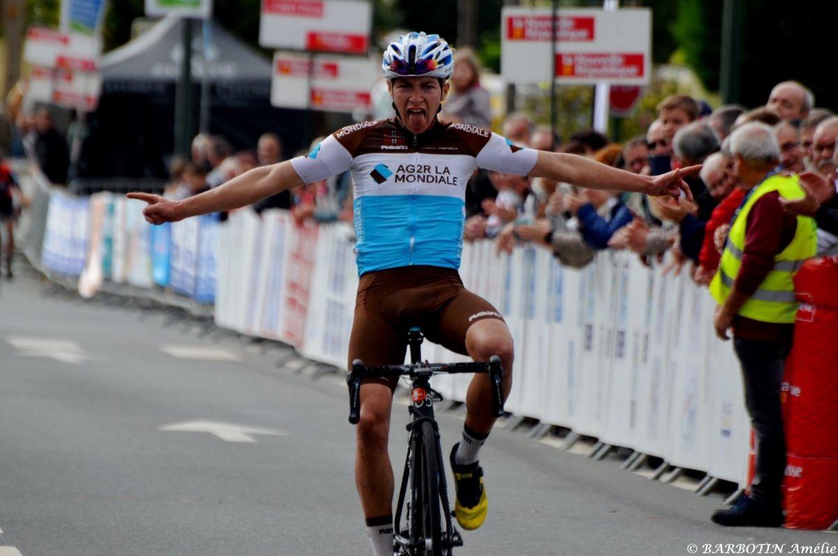 Simon Verger remporte sa première Elite Nationale