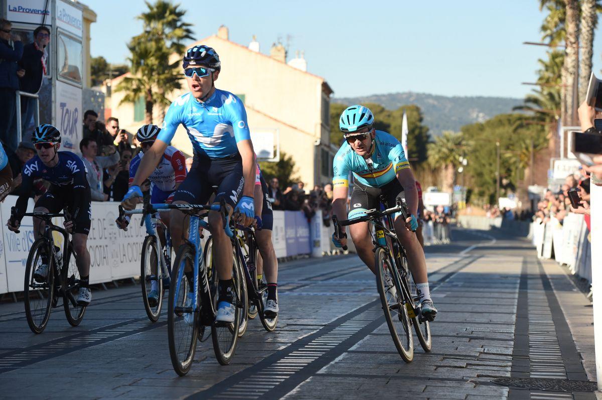 Sprint 2ème étape Tour de la Provence
